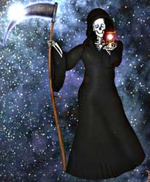 Saturn=Death