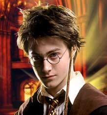 Jesus Potter, Harry Christ