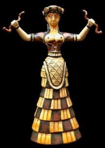 Minoan Goddess