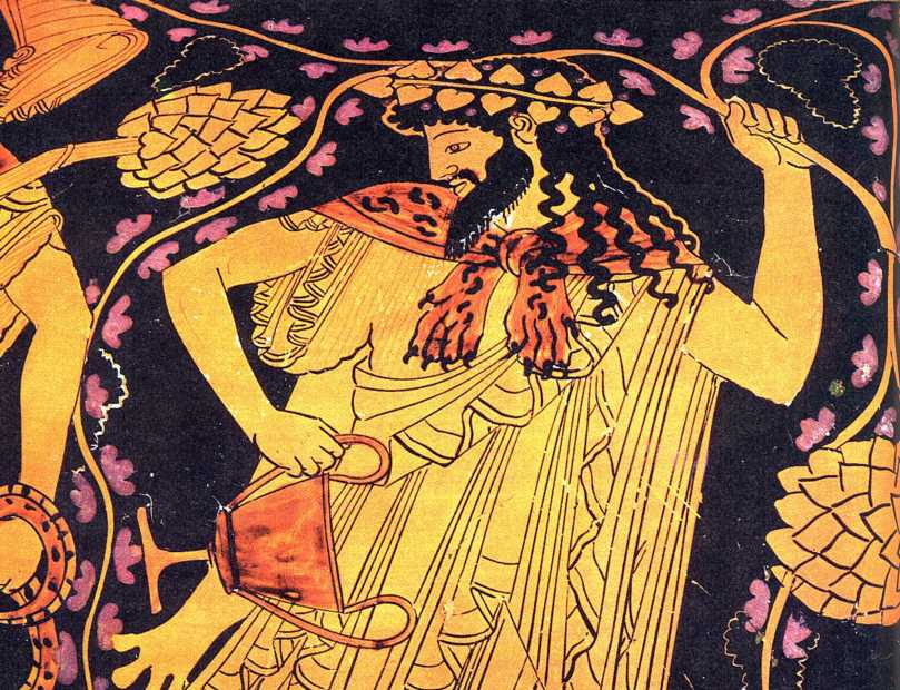 The True Vine: Jesus and Dionysus Similarities