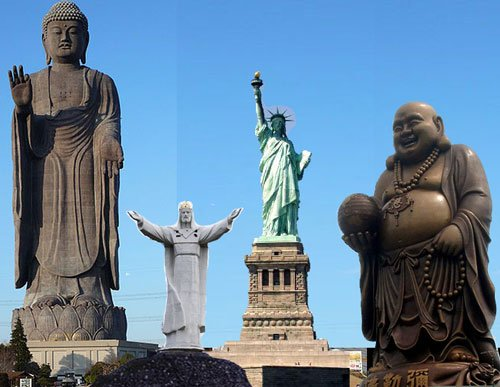 Jesus Envy: World's Largest Jesus Statues in Poland, Peru and ...
