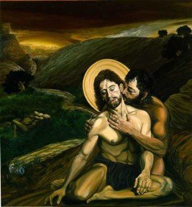 jesusisafag 278x300 Atheism is the new gay: stereotyping, prejudice and rage against the ungodly