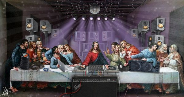 Apocalypse-Jesus-Dance-Party
