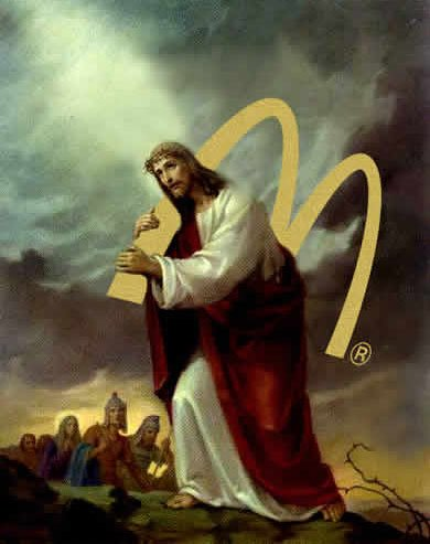 God hates McDonalds: Should Christians be Vegetarians?