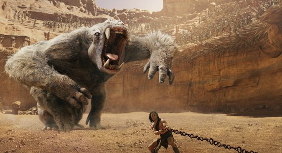 John-Carter-vs.-White-Ape