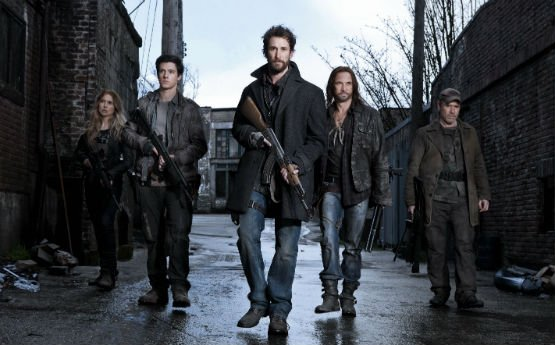 Should advanced technology lead to moral improvement? Falling Skies Season Two Premiere