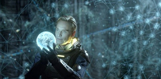 God, Jesus and Aliens: Faith and Religious Meaning in the Prometheus Movie