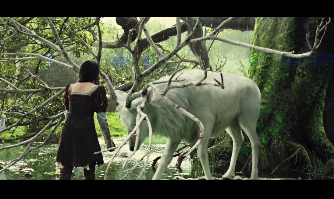 Snow White And The White Stag Christian Symbolism In The 2012 Snow