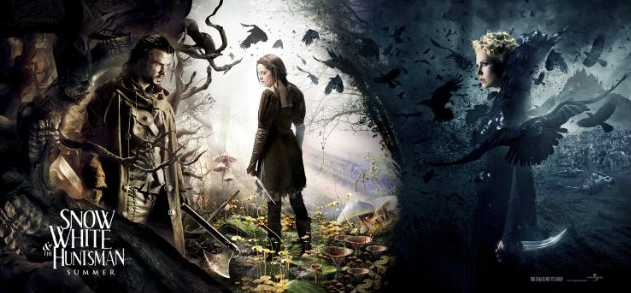 Snow White and the… White Stag? Christian Symbolism in the 2012 Snow White movie