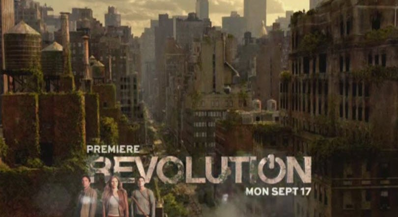 Why the End of the World Makes us Feel So Good: Revolution Season Premiere vs Hunger Games