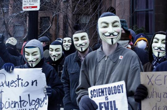 Guy Fawkes is Satan: The Truth About Anonymous and the Digital ...