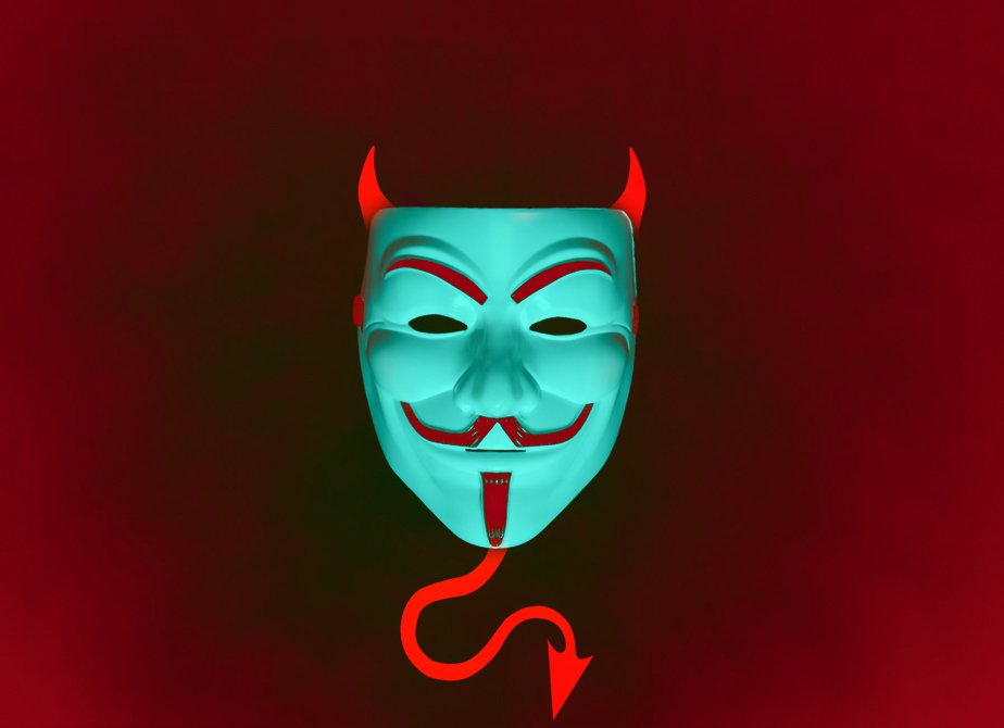 Guy Fawkes is Satan: The Truth About Anonymous and the Digital Revolution