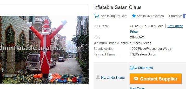 Are all Chinese people Satan worshipers?