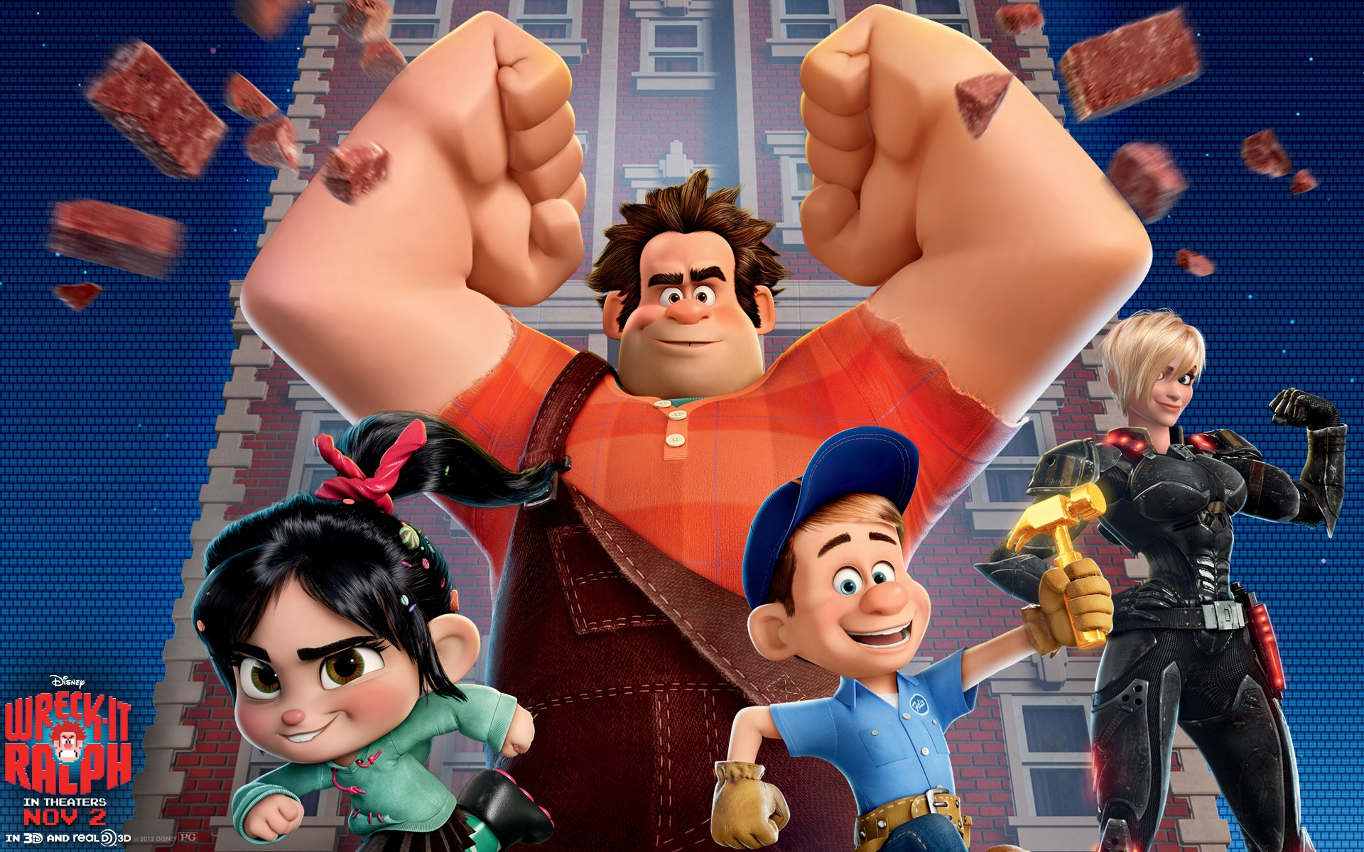 How Wreckit Ralph is secretly teaching kids to love Satan