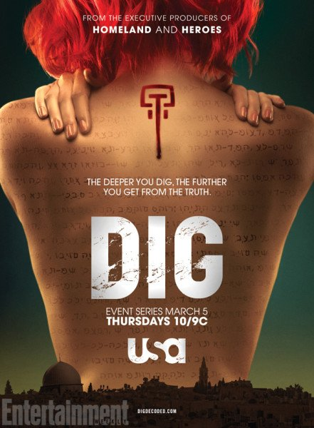 dig new tv series review